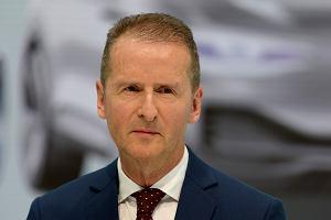 Volkswagen ma nowego szefa. Nie jest skażony spalinowym szwindlem