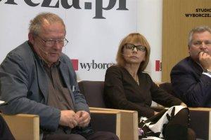 """Debata w """"Gazecie Wyborczej"""". Adam Michnik o partii Kukiza. Błazenada, czy poważne zagrożenie?"""