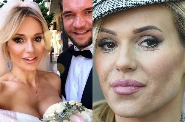 Doda poinformowała za pośrednictwem swojego Instagrama, że będzie bronić dobrego imienia swojego męża, Emila Stępnia.
