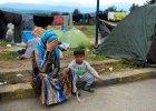 Nie chcieli iść do obozu, zamieszkali na stacji benzynowej. Co się dzieje z uchodźcami z Idomeni?