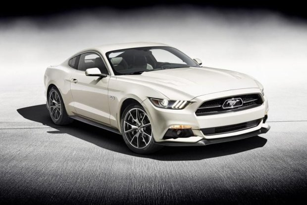 Ford Mustang GT 50 Years Special Edition
