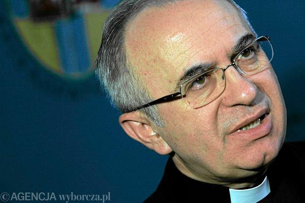 Rzecznik prasowy Konferencji Episkopatu Polski ks. Józef Kloch
