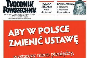 """Byli dziennikarze odpowiadaj� na tekst """"Tygodnika Powszechnego"""". """"Nie rozmawiali�my z politykami na cmentarzu"""""""