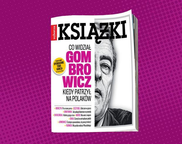 Książki. Magazyn do czytania. Najnowszy numer już w sprzedaży!