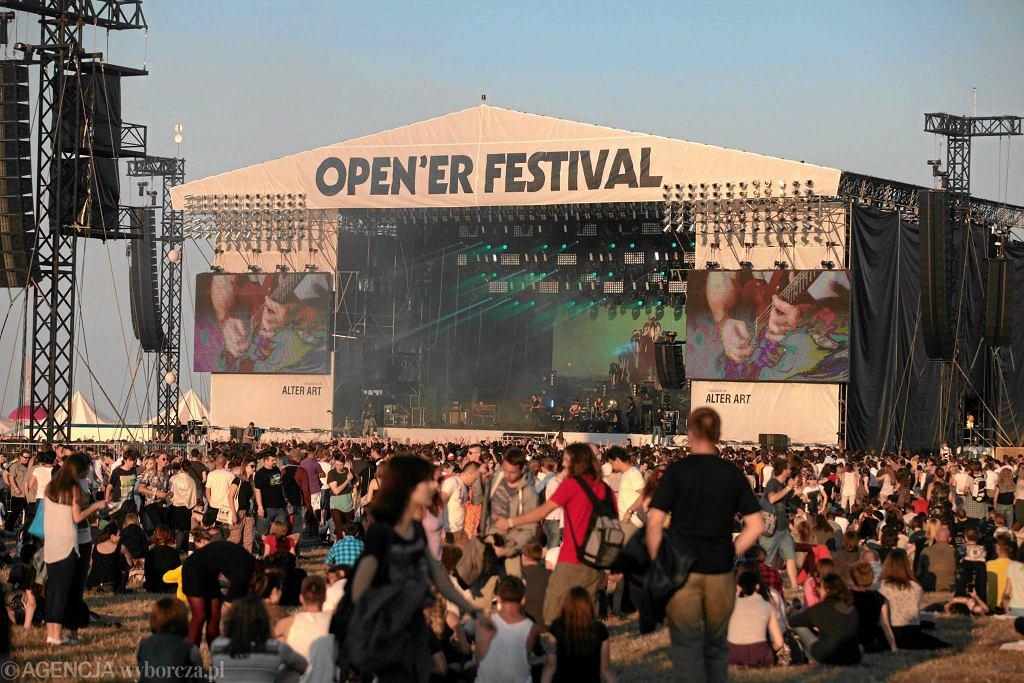 Open'er Festival w Gdyni