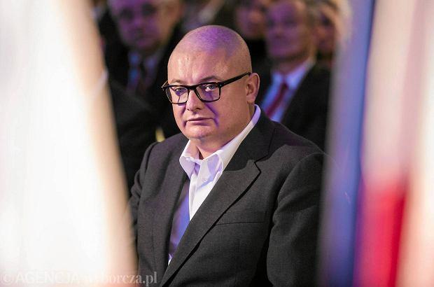 Micha� Kami�ski jednak pojedzie do Brukseli. Ale nie jako eurodeputowany