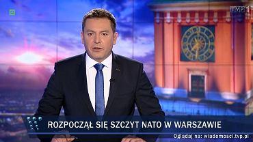 """""""Wiadomości"""" 8 lipca"""