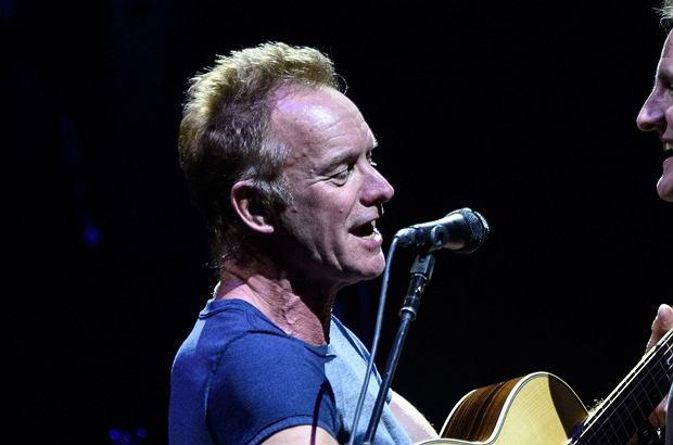 Sting wystąpił w czwartek w Krakowie. Koncert muzyka otworzył jego syn, Joe Sumner. Fani byli zachwyceni!