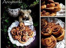 Ancymonki - skandynawskie ślimaczki cynamonowe - ugotuj