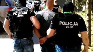 Rzeszowscy policjanci pomagali w zatrzymaniu handlarzy dopalaczami