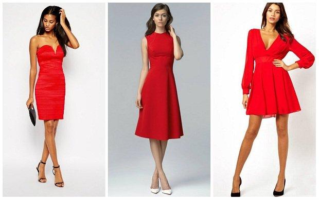 cae011b988 Czerwona sukienka - klasyk w damskiej garderobie. Nasze propozycje