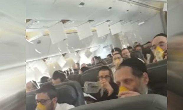Samolot lecący z Londynu do Rzeszowa
