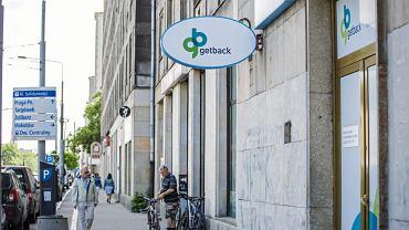 Były oddział firmy Get Back przy alei Solidarności 127