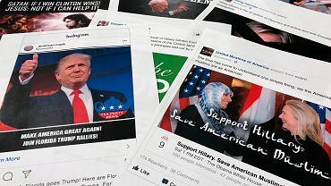 Trump Russia Probe Social Media