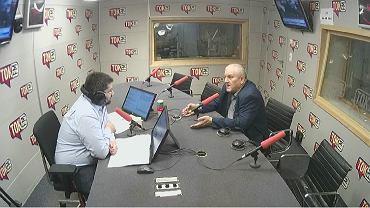 Jan Guz w Radio TOK FM