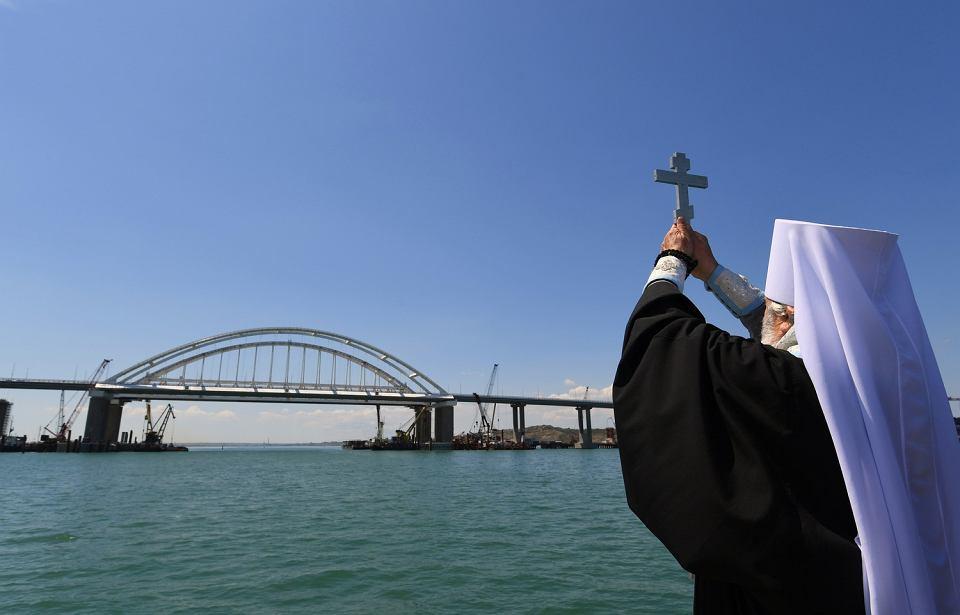 Otwarty w maju most łączący Krym z Rosją miał przyczynić się do jego rozkwitu gospodarczego.
