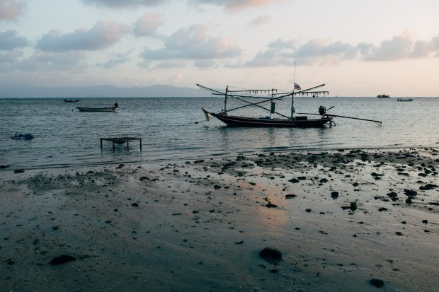 Wyspa Ko Phangan