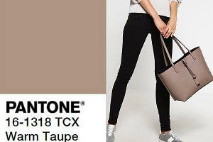Taupe - odcień beżu, który pokochasz