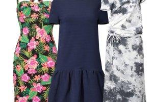 Sukienki w trzech wakacyjnych stylizacjach