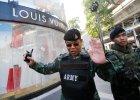 Ma�y �adunek wybuchowy w Bangkoku. M�czyzna wyrzuci� go z mostu