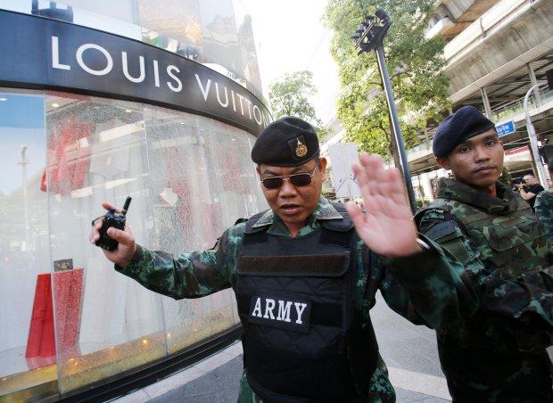 Tajlandia: policja rozbroiła ładunek wybuchowy w Bangkoku