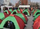 """Setki demonstrant�w protestuj� w stolicy Kosowa. """"Nie chcemy 'bo�nizacji' kraju"""""""