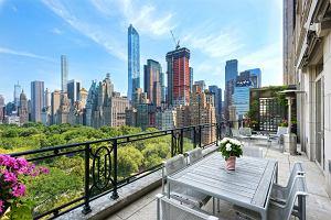 """Sting sprzedaje apartament znajdujący się pod """"najpotężniejszym adresem świata"""""""