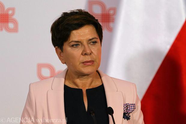 Szefernaker: Beata Szydło spotka się z wojewodami przed wprowadzeniem zmian w rządzie