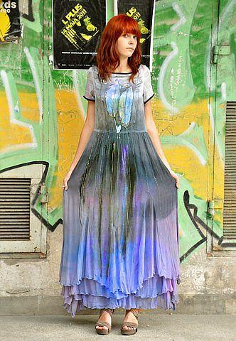 ecb72acdce44 Zdjęcie numer 2 w galerii - Pokaz mody bydgoskiej projektantki. Oto jej  ubrania  ZDJĘCIA