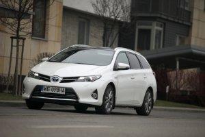 Toyota Auris Hybrid Touring Sports | Test d�ugodystansowy cz. II | Tak samo praktyczna
