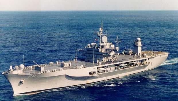 Agencja Interfax: Dwa okr�ty USA wp�yn�y na Morze Czarne. Na pok�adzie marines