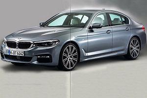 Nowe BMW serii 5 | Wyciekły pierwsze zdjęcia