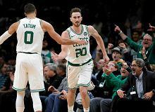 Ruszył sezon NBA. Celtics rozbili 76ers, Hayward i Irving wrócili