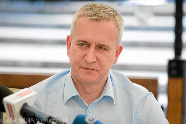 """Tyszkiewicz o debacie Kukiza: """"Zaproszenie przyj�li�my we wtorek. Ale ze strony organizator�w nie by�o ch�ci rozmowy"""""""
