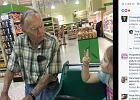 """Dziewczynka nazwała 82-letniego wdowca """"starcem"""". Reakcja mężczyzny zamurowała jej mamę"""