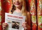 Wieczorem śledztwo dziennikarskie, rano szkoła. 9-letnia reporterka zakasowała poważną konkurencję