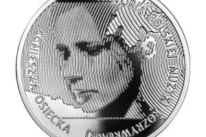 NBP wypuszcza monety z Agnieszk� Osieck�