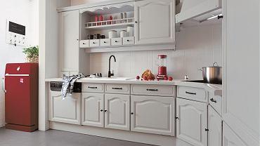Meble kuchenne pomalowane farbami V33.