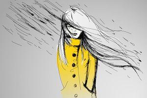 """""""Jesienno- zimowa melancholia jest naturalna"""". Zwyk�y spadek nastroju czy ju� depresja?"""
