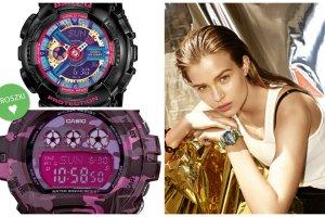 Przegl�d: zegarki dla aktywnych kobiet