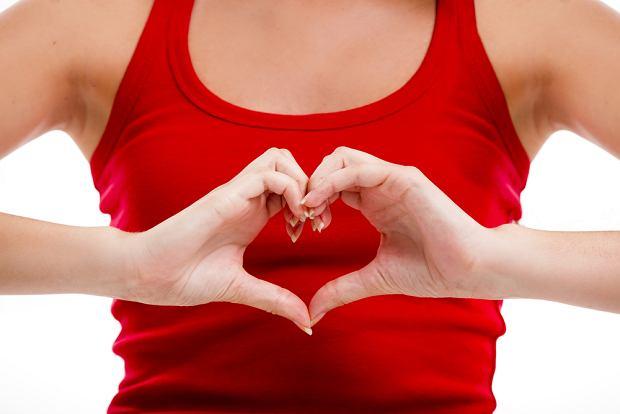 Dolegliwości sercowe kobiet.