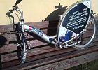 Sto porzuconych i zniszczonych rowerów Veturilo
