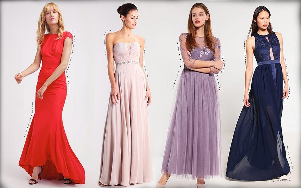 3bde509a92 Sukienki studniówkowe z Zalando