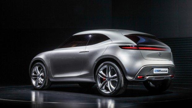 Elektryczny SUV Mercedesa zadebiutuje w Pary�u