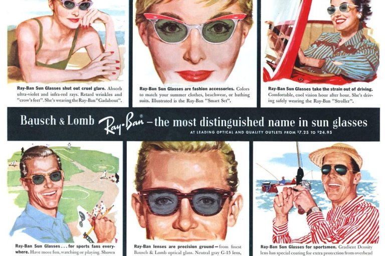 Klasyka stylu: okulary Ray-Ban