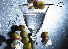 Vodka martini - ugotuj