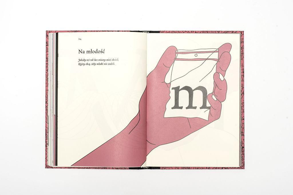 Design 32, projekt książki Anna Wieluńska / materiały prasowe