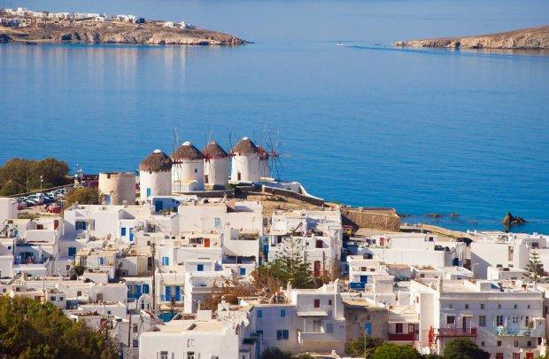 Chora, Mykonos, Grecja