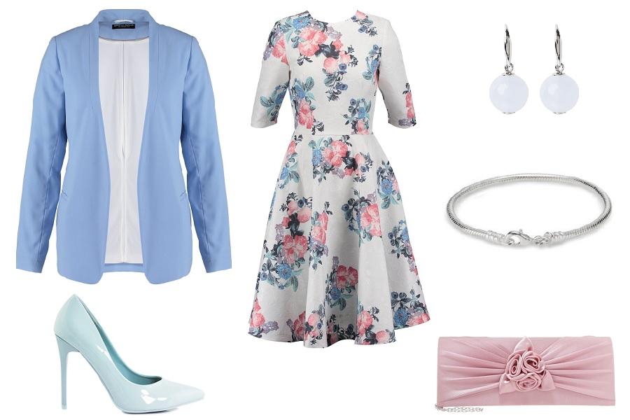 1a07f61ae6 Jak nosić sukienki w kwiaty  Porady