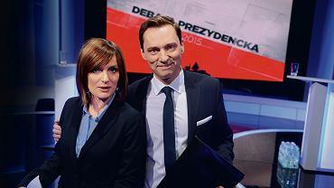 Dorota Gawryluk i Krzysztof Ziemiec